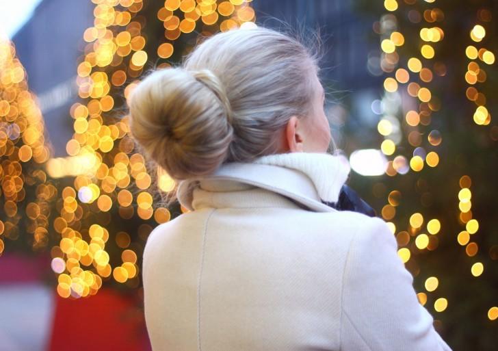 8 peinados rápidos para las fiestas de fin de año