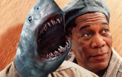 A estas películas les vendría mejor un tiburón como protagonista
