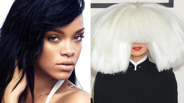 Sia comparte una nueva canción que fue rechazada por Rihanna
