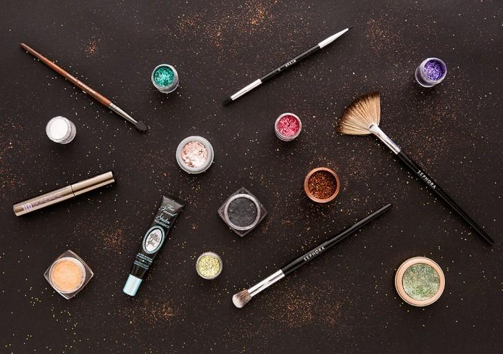 Todo lo que necesitas saber sobre el maquillaje con brillantina