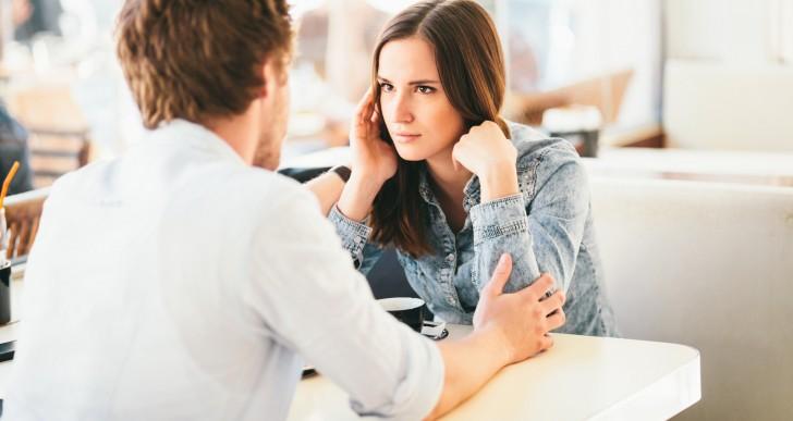 5 cosas que nos molesta que los hombres hagan en la primera cita