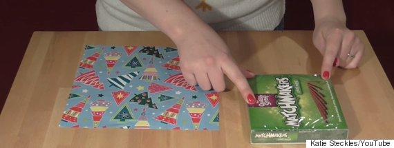 Cómo envolver tus regalos con ayuda de las matemáticas
