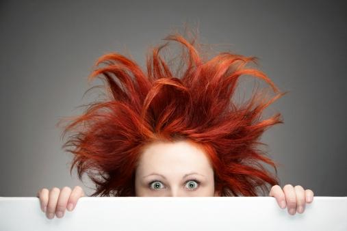 4 secretos para lidiar con la estática en el cabello