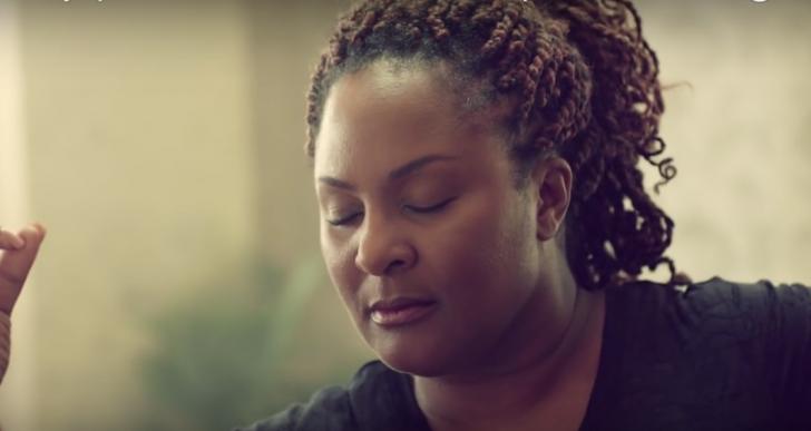 Esta mujer demuestra que el peso no nos impide nada en la vida