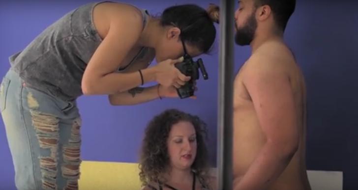 Te presentamos a la primera fotógrafa profesional de penes