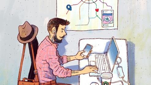 Identifica qué tipo de diseñador eres con estas ilustraciones