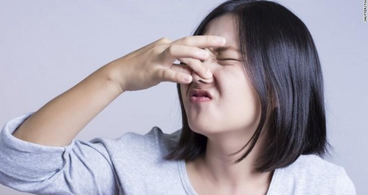 ¿Sabías que tu olor puede revelar si estas enfermo?