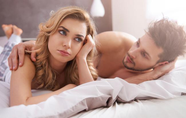 Esta podría ser la razón por la cual tu vida sexual está sufriendo de repente