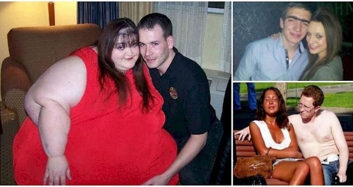 Estas parejas son evidencia de que existe alguien para todos en el mundo