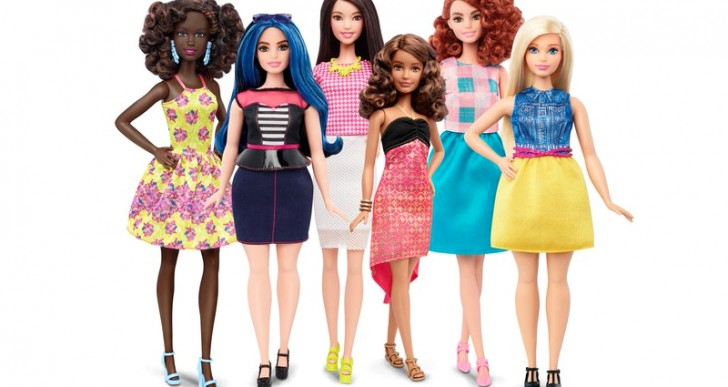 Por primera vez en años, Barbie recibe un makeover espectacular