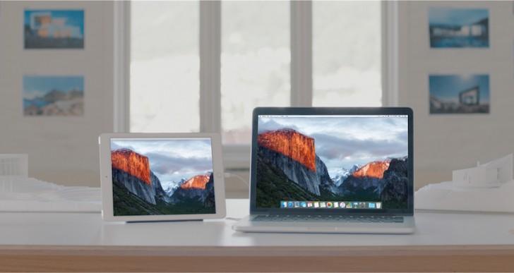 Usa tu iPad como pantalla adicional con Duet