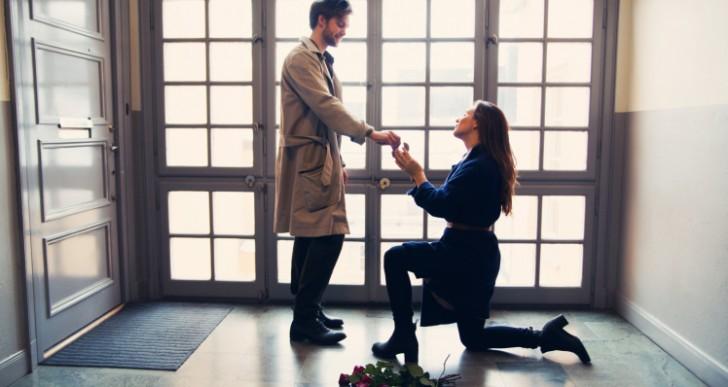 12 razones para proponerle matrimonio a tu novio este año bisiesto