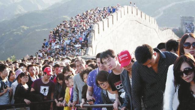 La lamentable realidad de las atracciones turísticas no es como las fotos