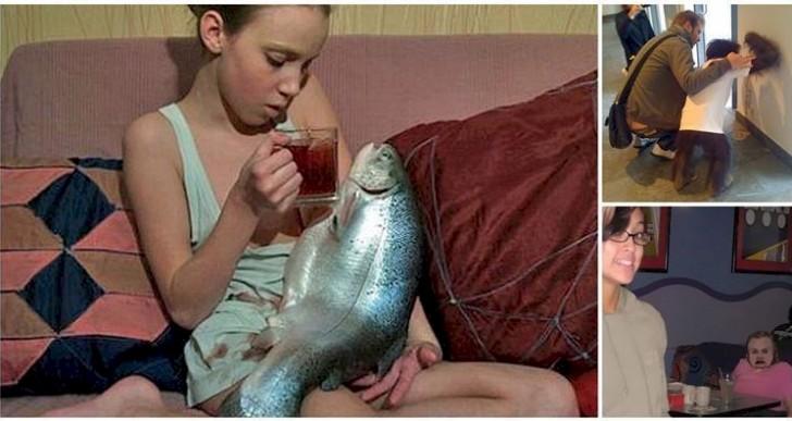 15 extrañas fotos que sólo el internet te pudo haber brindado