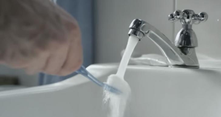 Un mensaje de Colgate, el agua es nuestro recurso más valioso