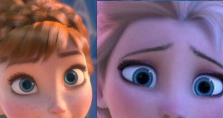 8 personajes de Disney sin sus caras de bebé para verse más maduras