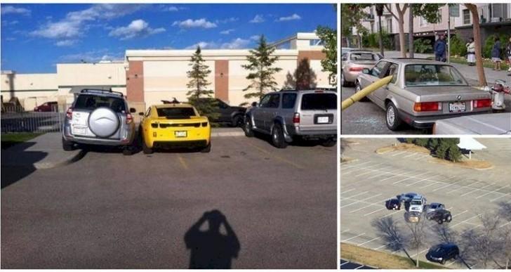 Estas personas ya están hartas de la gente que se estaciona mal