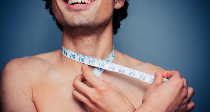 Si tienes el cuello muy grueso, podrías tener complicaciones de salud