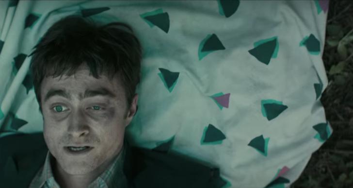 Daniel Radcliffe interpretará el cadáver que será útil para todo