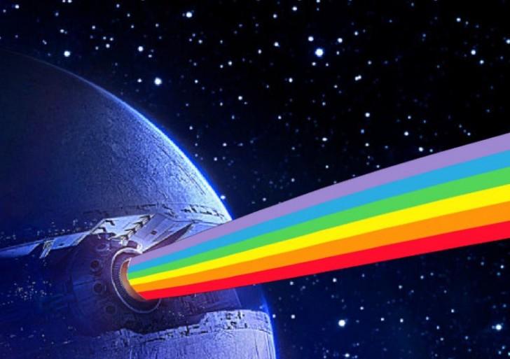 ¿Has escuchado lo perfecto que se sincroniza Pink Floyd con Star Wars VII?