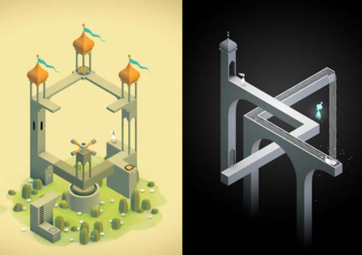 Escher inspira Monument Valley, un juego sin fin