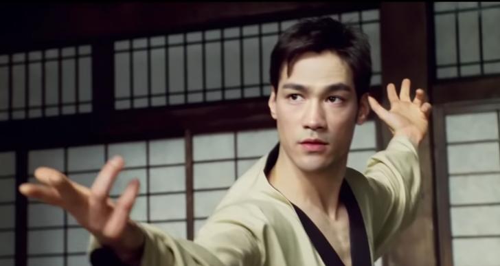 Esto es lo que hubiera sido si Bruce Lee hubiera protagonizado Matrix