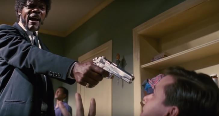Tienes que ver esta escena famosa de Pulp Fiction en 5 idiomas