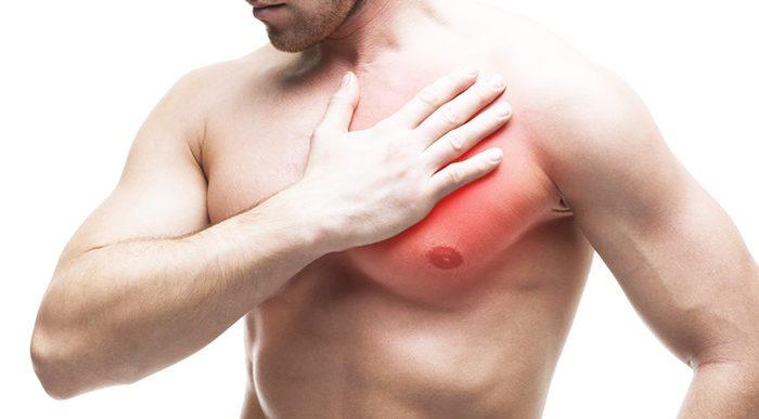 Cómo aliviar la tensión en los músculos de tu pecho