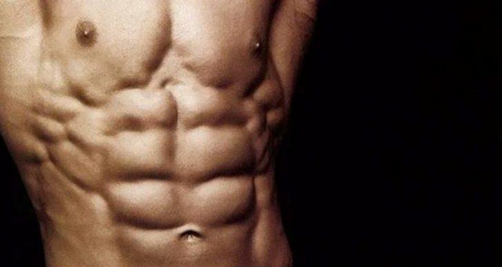Estas son las cosas que pasan cuando tienes cuadritos en el abdomen