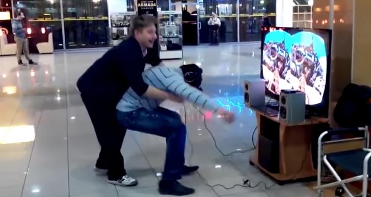 Cuando la realidad virtual se siente mucho más real que virtual