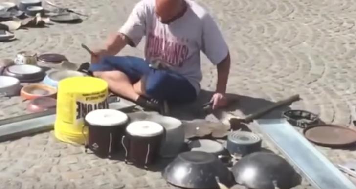 Estos son algunos de los instrumentos musicales más inusuales