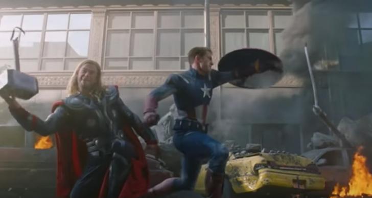 Hasta los superhéroes cometen errores en el cine