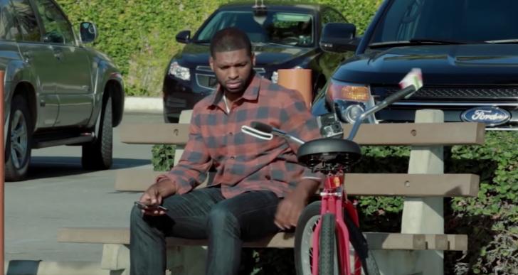 ¿Qué harías si te encuentras una bicicleta que quiere ir a casa contigo?