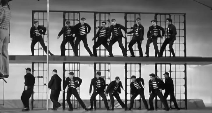 Aquí te mostramos una recopilación de la danza del cine clásico