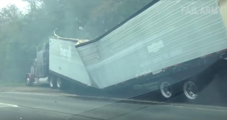 Estas personas no deberían de subirse jamás a un camión