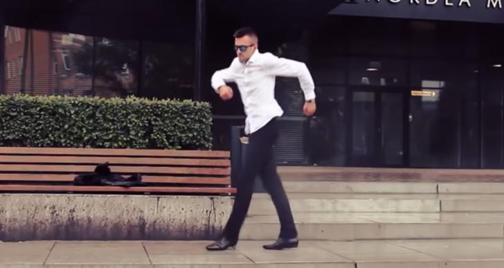 Mira a los mejores danzantes de electro swing en acción