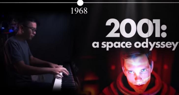 La evolución de la música en el cine