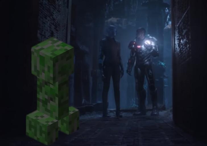 Avengers Endgame, pero está repleto de memes