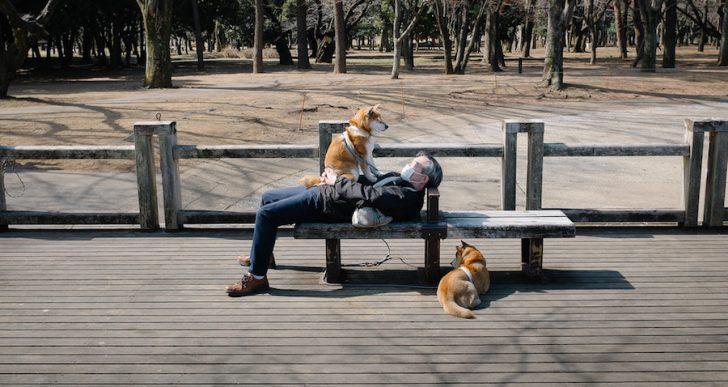 Delicadas fotografías de la soledad en Tokio por Yota Yoshida