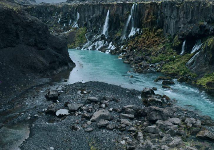 Maravillate con este corto atmosférico de Islandia