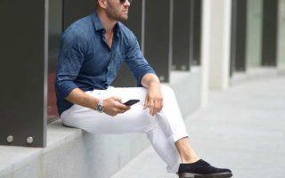 Pequeño guía para arreglarse con estilo en el verano para hombres