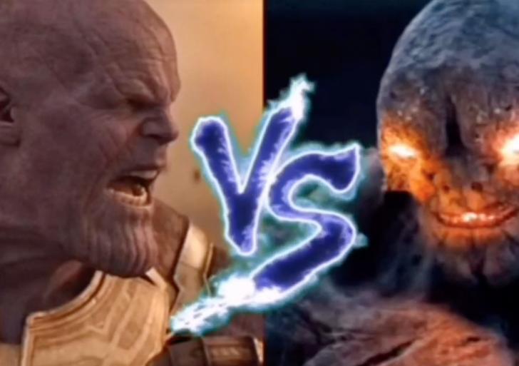 ¿Quién ganaría en una pelea: Thanos o Doomsday?