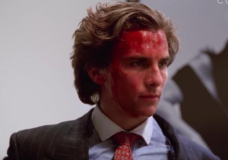 American Psycho, pero protagonizada por Tom Cruise