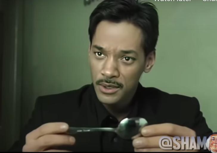 Si Matrix hubiera sido protagonizado por Will Smith en vez de Keanu
