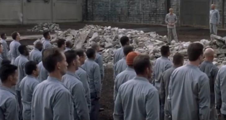 Un pequeño homenaje a las películas de cárcel
