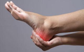 Cómo aliviar el dolor de los pies