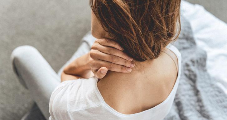4 pasos para aliviar el dolor del cuello