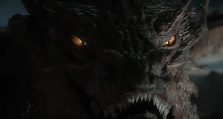 Escucha a Smaug del Hobbit hablar en varios idiomas
