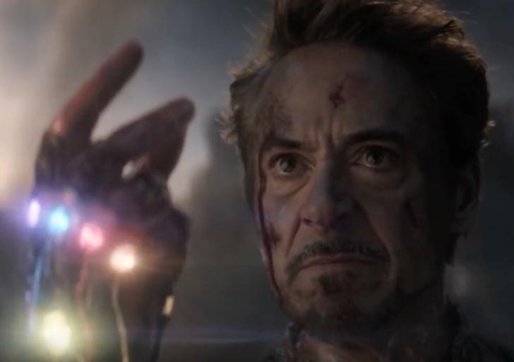 3 segundos de todas las películas de la saga de Infinity War de Marvel