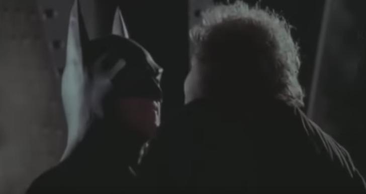 Batman al parecer cree que no sabemos quién es